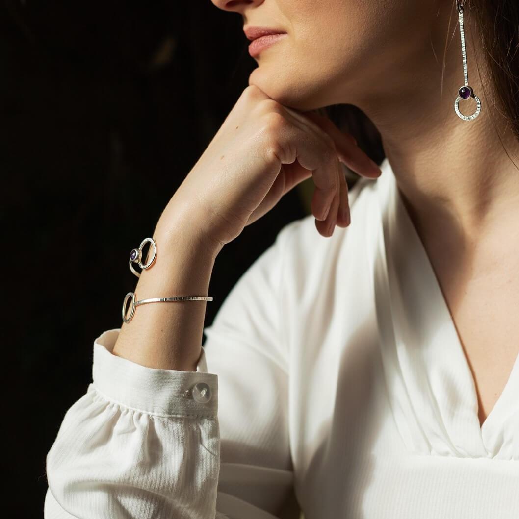 Bransoletka Simple z perłą