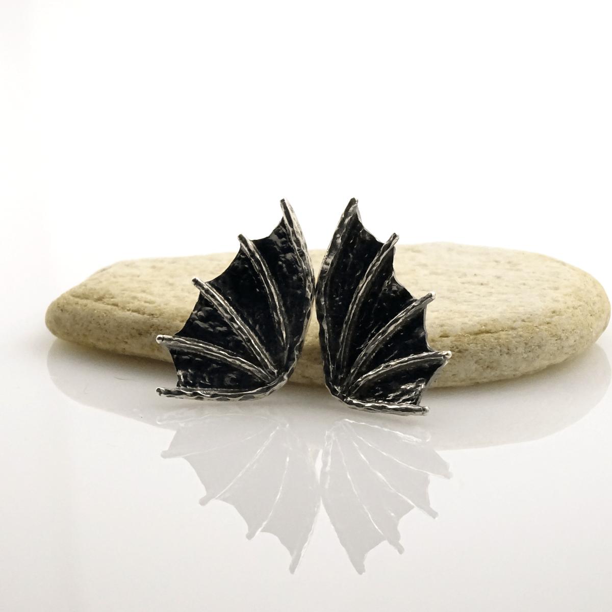 Kolczyki Dragon Wings sote